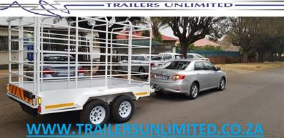 CATTLE TRAILERS UNLIMITED. PRICED FROM R34900
