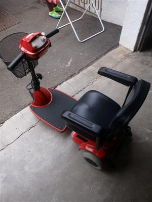 Elderly Person's Mobility Scooter for sale
