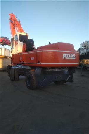 Atlas crane for sale