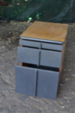 Miscellaneous Filing cabinet.