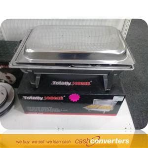 Double Chafing Dish