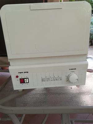 Amcor Super pony dishwasher