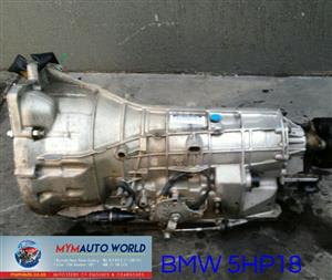 Complete Second hand used gearboxes, BMW 5HP18