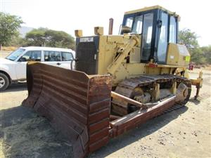 Dozers, Concrete Mixers and other machinery on Auction