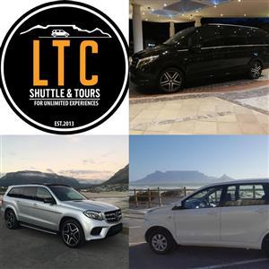 Luxury or Economic Vehicle Shuttle Choice