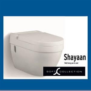 Sanitary : Wall Hung Pan (Shayaan)