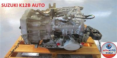 IMPORTED USED SUZUKI K12B AUTOMATIC GEARBOX