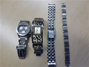 3 x Watches and Wrist Band - Make a offer!!