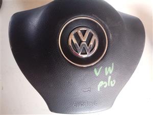 Polo steeringwheel airbag