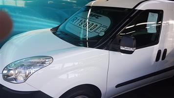 2013 Fiat Doblo Cargo panel van DOBLO CARGO 1.4 F/C P/V