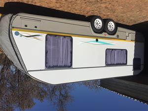 2009 Jurgens Exclusive Caravan For Sale