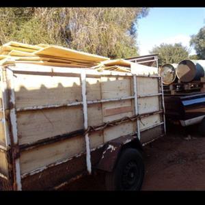 pallet wood-marine ply