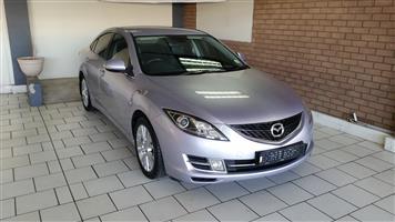 2009 Mazda 6 Mazda 2.0 Active