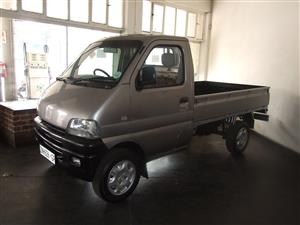 2010 Chana Star 1.3 club cab dropside