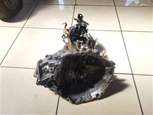 TOYOTA ETIOS 1.5  5SPEED GEARBOX (2NR) FOR SALE