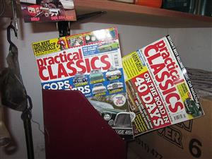 For sale 28 classic car Magazines