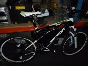 Merida 96 HFS 1200 Mountain Bicycle