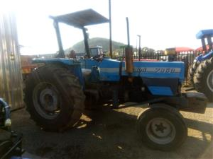 Blue Landini 7860 52.9 Kw / 71 Hp  4X2 Pre-Owned Tractor