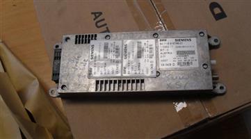 2006 bmw x5 airbag control module
