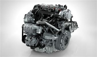 Volvo Engines D5244T 2010 TWIN TURBO S80,XC90,XC60
