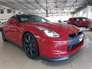 2010 Nissan GT-R Premium Edition