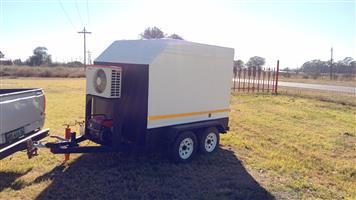 3 Ton Cooler trailer