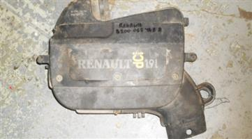 Renault megane air filter housing
