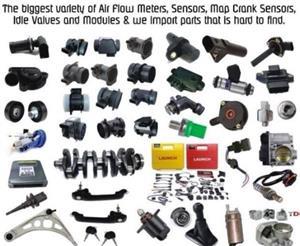 Sensor Specialist cam/crank/EGR/mass/map New oem sensors 4 all Cars-german/french/Japanese n More