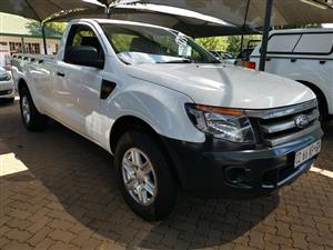 2014 Ford Ranger single cab RANGER 2.2TDCi XL 4X4 P/U S/C
