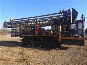 Private Treaty Sale Of A Caterpillar Drill Rig MD6290 Low Pressure