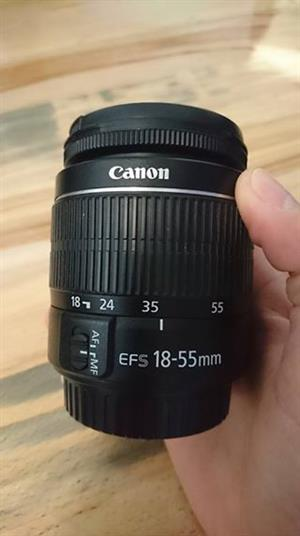 Canon 18-55 lens