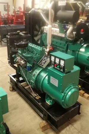 Perkins Generator 50 KVA