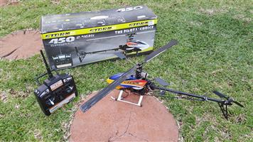 Storm rc helicopter