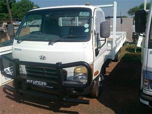Hyundai Hd 72 Drop side