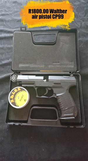 Walther air pistol CP99