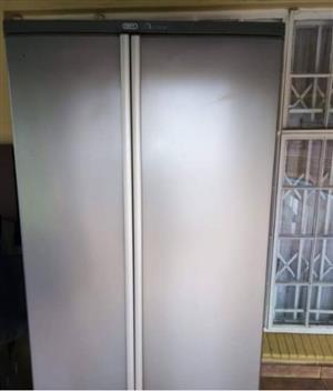 Defy Double door fridge/freezer for sale @ R6000 neg