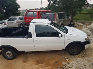 2006 Fiat Strada 1.6 EL