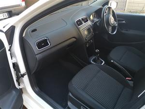2014 VW Polo sedan POLO GP 1.6 COMFORTLINE