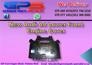 New Audi A4 Lower Front Engine Cover for Sale