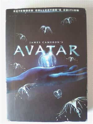 Avatar  Extended Collector's Edition Consist 3 Discs with over 45-minutes of Never-Before-Seen-Material.