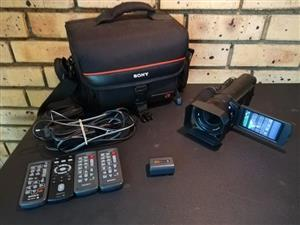 Sony HDR-CX900 full HD for sale!