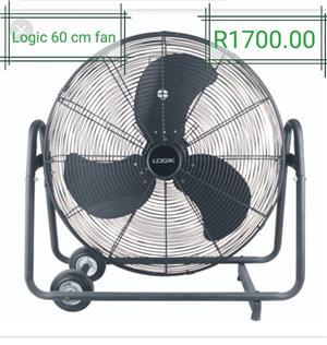 Logic 60cm fan for sale