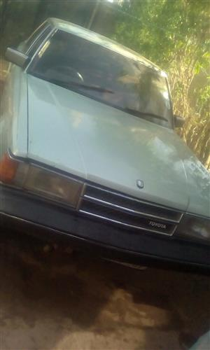 1986 Toyota 86 2.0 standard