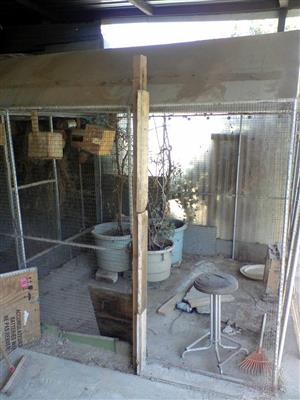 Very large house cage for sale