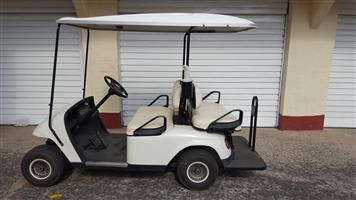 Golf Cart Ez Go Petrol 4 Seater, Brand New Second hand