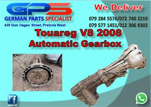 VW Touareg V8 2008 Automatic Gearbox for Sale