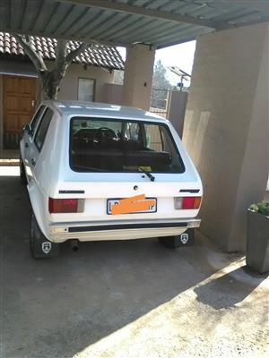1980 VW Golf GTI