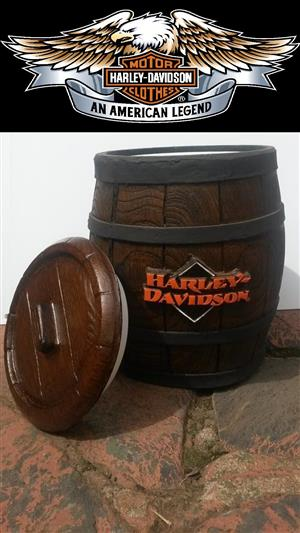 Ice Bucket: Harley Davidson MotorCycles.  Brand New Products.