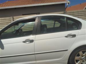 2002 BMW 3 Series 320d