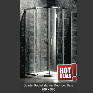 Shower : Quarter Round